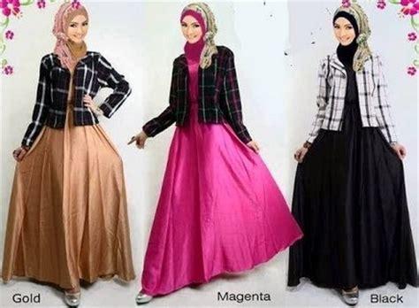 desain grafis masa kini 10 contoh desain baju muslim wanita masa kini 2018 oke