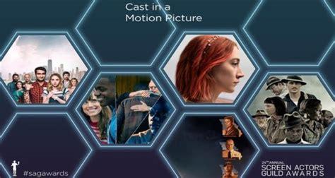 Se Dieron A Conocer Los Nominados A Los Critics Choice Awards Sag Awards 2018 Nominados Esta Es La Lista De Nominados Al Premio Sindicato De Actores