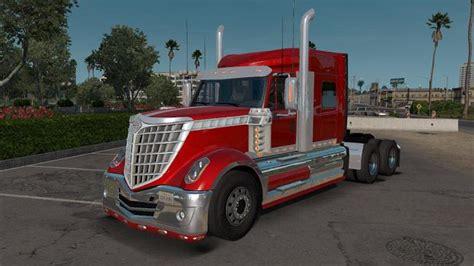 international lonestar  ats ats mod american truck simulator mod
