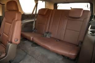 Chevrolet 3rd Row Seating 2015 Chevrolet Suburban Third Row Seats 02 Photo 14