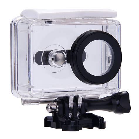Casing Waterproof Xiaomi Yi Transparan S5awh waterproof for xiaomi yi sports diving 40m back up
