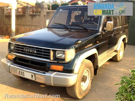 Types Of Toyota Suvs Used Toyota Suv 1993 1993 Toyota Land Cruiser Type 2