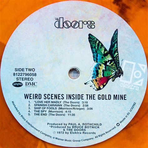The Doors Inside The Gold Mine the doors inside the gold mine lp to diskadiko store