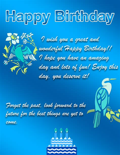 Happy Birthday Quotes For From by Quotes Birthday Ecard Quotesgram