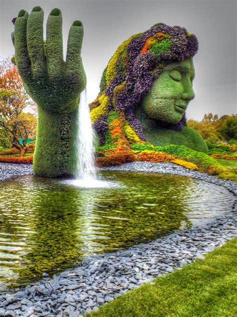 Botanical Gardens In Canada 12 Of The World S Most Colorful And Breathtaking Places That You Didn T Existed Inspire52
