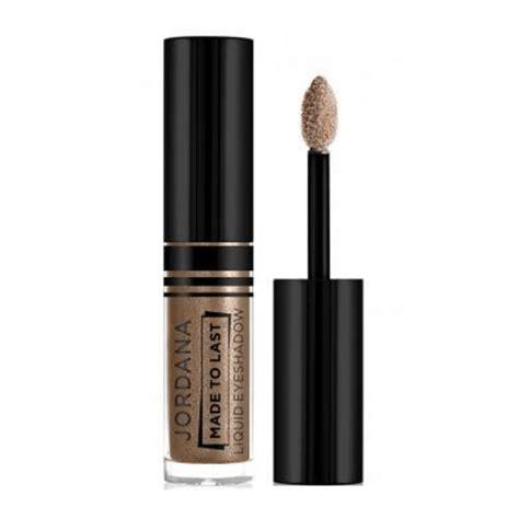 Mineral Makeup Review Larenim Dusk Til Treatment by Jordana Made To Last Liquid Eyeshadow Forever Sand