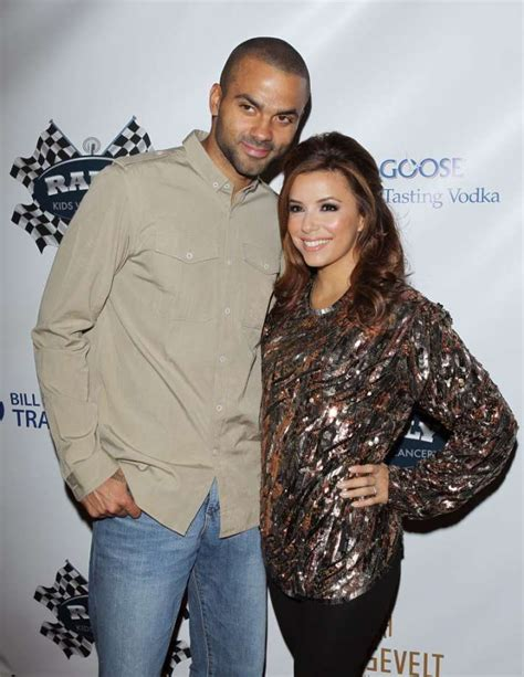 Longoria Tony Parkers Wedding Details Revealed by San Antonio Spurs Tony Reveals Divorcing