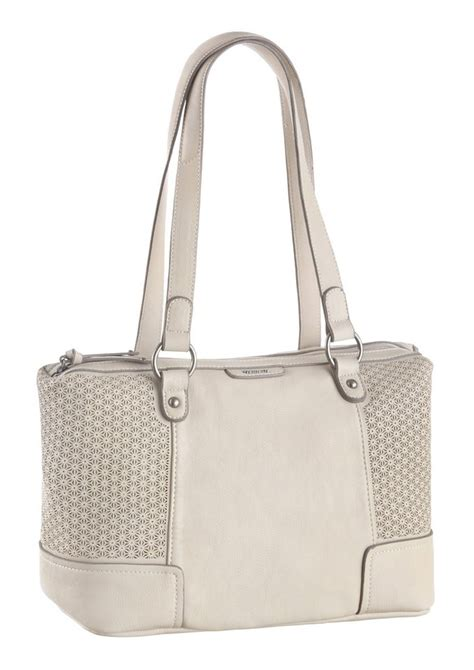 Muster Out Tamaris Schultertasche Mit Cut Out Muster Kaufen Otto