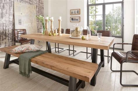 Table A Manger Bois Brut by Table Salle A Manger Bois Brut Table Haute Salle A Manger