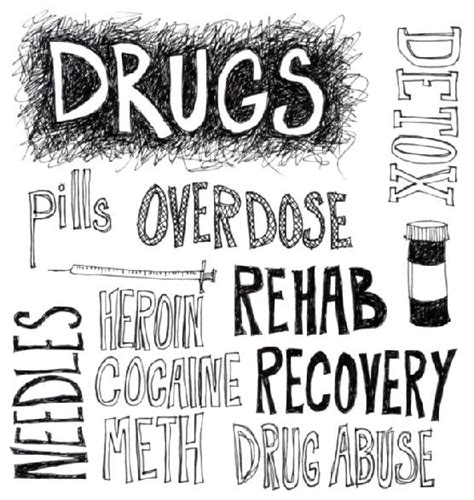 Detox Meds by Post Acute Withdrawal