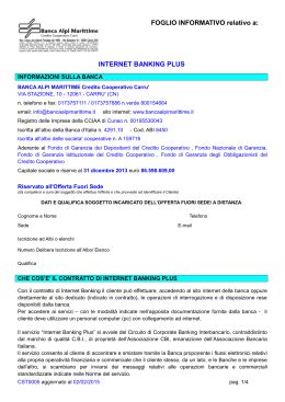 alpi marittime home banking corporate banking interbancario cbi