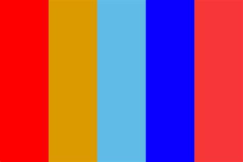 random colors random color 4285 color palette