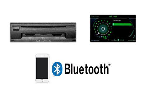 Audi A6 4f Bluetooth Nachrüsten by Handyvorbereitung Nachr 252 Stung F 252 R Audi A6 4f Mmi 3g Komplett