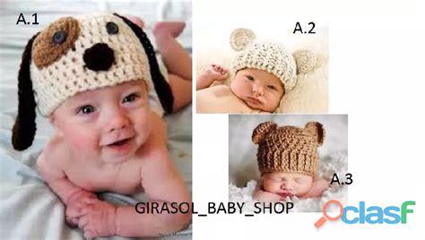 gorros tejidos en crochet para bebes de animalitos 2016 gorros tejidos bebe crochet clasf