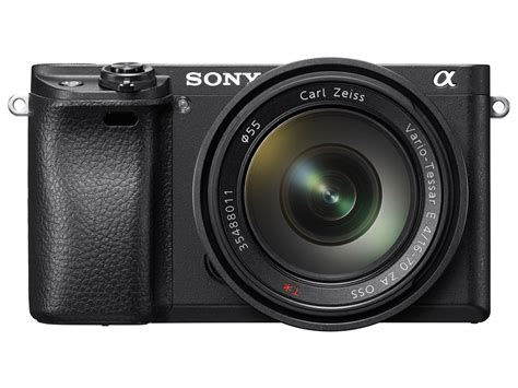 Sony A 6300 sony a6300 officially announced with world s fastest autofocus