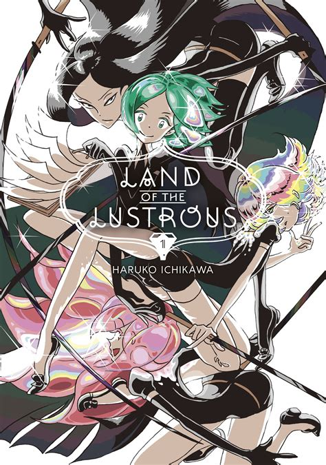 land of the lustrous 1 land of the lustrous 1 kodansha comics