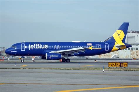 jetblue airways introduces its vets in blue airbus a320 logo jet world airline news