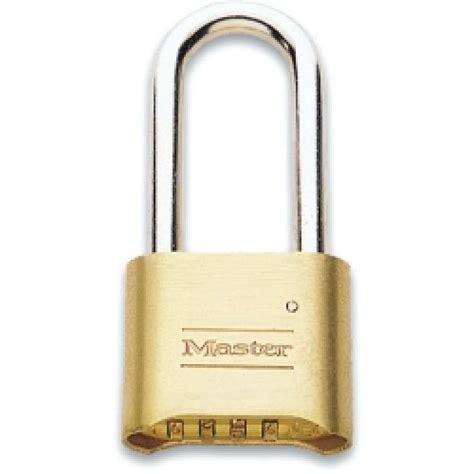 reset tool for master lock masterlock no 175lh brass combination padlock