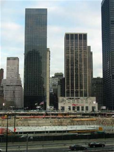 millenium hilton wired  york