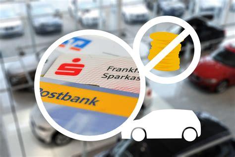 fahrzeugbrief bank ratgeber auto kredit