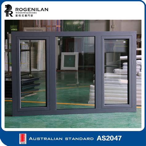 wholesale house windows rogenilan with as2047 certification aluminum cheap
