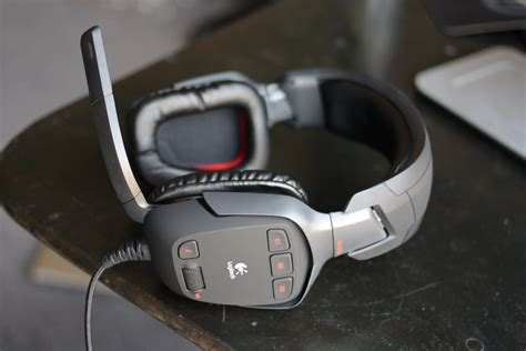 Headset Logitech G35