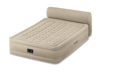 intex luchtbed ultra plush bed queen luchtbed queen ultra plush luxe tweepersoons bed met