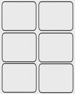 q card template custom card template 187 blank cards template free