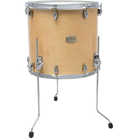 18 X 18 Floor Tom by Yamaha Stage Custom Birch Floor Tom 18 X 16 In