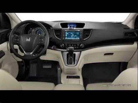 2013 honda crv exterior and interiors youtube