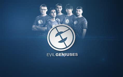 evil geniuses wallpaper p epic wallpaperz