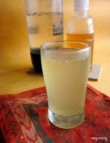 easycooking: ginger lime sherbet