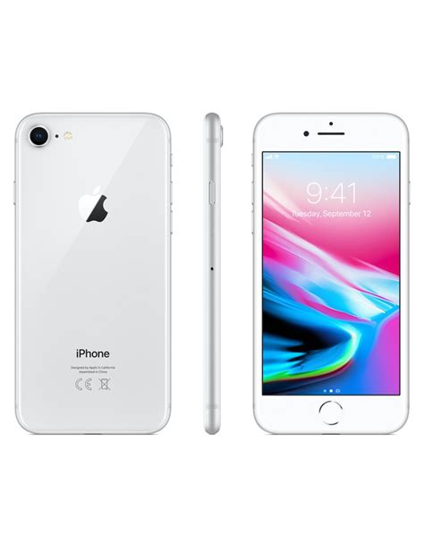 Iphone 64gb iphone 8 64gb silver iphone apple electronics accessories megastore