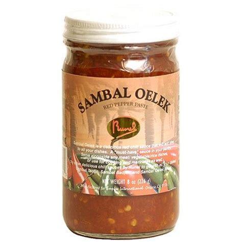 Sale Sambal Pohon Cabe 1 Kg sambal oelek 16 oz by runel