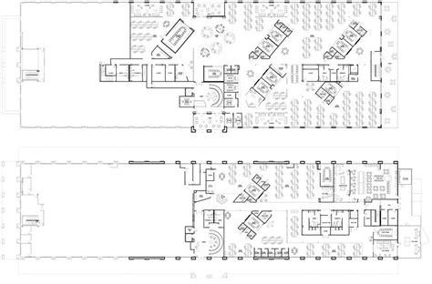 creative office layout plan skype s office plan creative offices pinterest