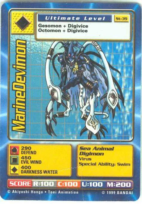 digimon battle card template marin devimon wikimon the 1 digimon wiki