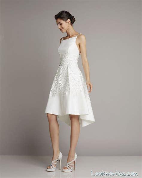 vestido corto de novia vestidos de novia 2016 cortos buscar con blanco