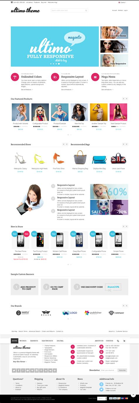 magento change layout handle sales email order items order order 5 best magento premium themes for large inventory stores