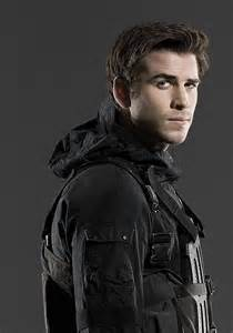 Jennifer Lawrence fights by Liam Hemsworth's side in The ... Liam Hemsworth The Hunger Games Character
