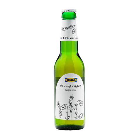 ÖL LJUS LAGER Lager beer 4.7%   IKEA
