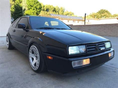auto air conditioning repair 1993 volkswagen corrado electronic valve timing volkswagen corrado coupe 1993 black for sale wvwee4501pk002233 1993 vw corrado vr6 slc