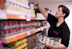 Shop Managers by Shop Bridges The Gap Between Foodbanks And Supermarkets By Opening Community Store That