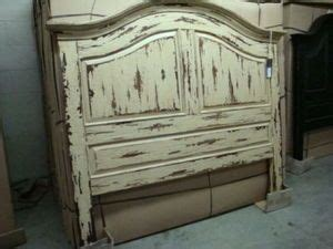 white distressed headboard pin by stacey smith marlow on repurposed furniture ideas