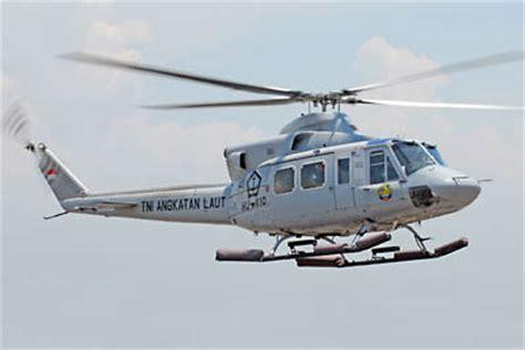 Helikopter Bell 412 Ep defense studies tni al tambah tiga heli bell 412ep