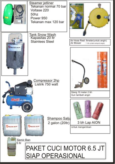 Alat Cuci Motor Modern usaha cuci motor nan kian mengkilap membuat usaha kecil