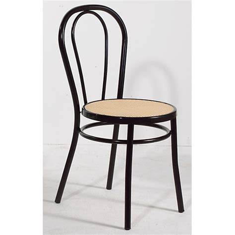chaise de bistrot chaise de cuisine style bistrot ancienne chaise bistrot