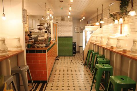 the attendant fitzrovia cosy coffee shops uk