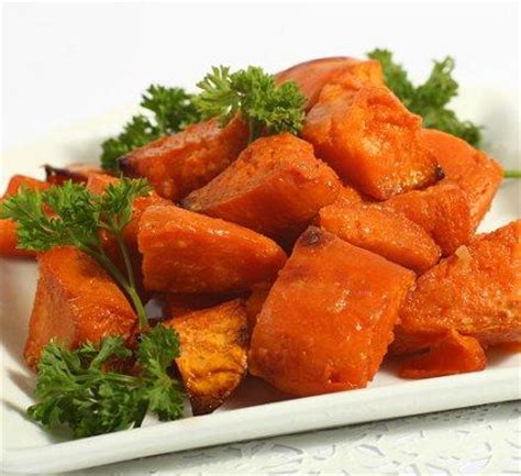 cooking yams slideshow