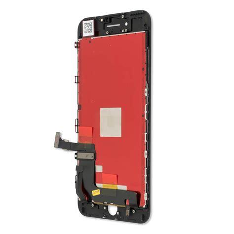 oem iphone 7 plus display unit резервен дисплей за iphone 7 plus пълен комплект черен цена
