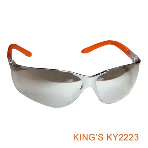 jual kacamata safety king s ky2223 clear mirror sim brothers safety